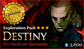 Destiny Pack