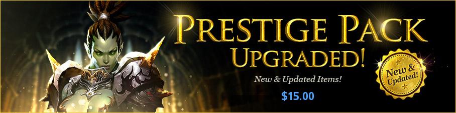 Lineage II Prestige Pack